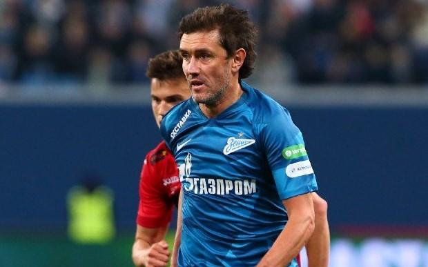 Юрий Жирков ще остане в Зенит поне още един сезон bet365
